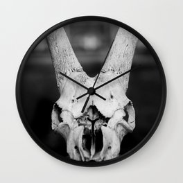 Goat's Grave Wall Clock