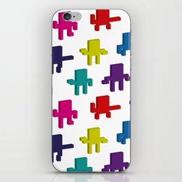 Aesthetics: abstract pattern - constructive iPhone Skin