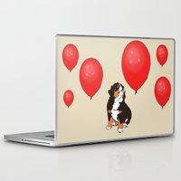 balloon Laptop & iPad Skins featuring Balloon by Meredith Mackworth-Praed