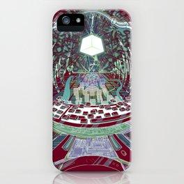 Neuromancer : Wintermute iPhone Case