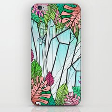 Crystal Jungle iPhone Skin
