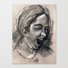 Scream #5 Canvas Print