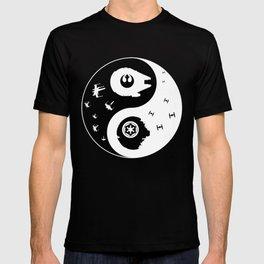 Star War Ying and Yang T-shirt