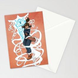 Avatar Korra Stationery Cards