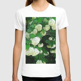 JC FloralArt 08 T-shirt