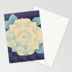Floral Dream 3 Stationery Cards