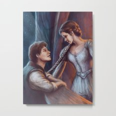 This Is Some Rescue Metal Print