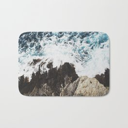 collapse. Bath Mat