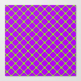 Square Pattern 2 Canvas Print
