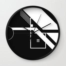 RIM WIRE Wall Clock