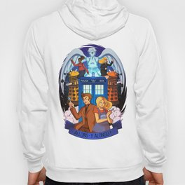 Doctor Who - Allons-y Alonso ! Hoody