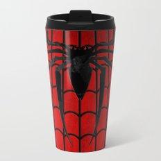 Amazing Spider-Man Metal Travel Mug