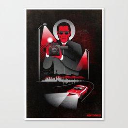 Nightcrawler Movie Poster Canvas Print