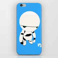 Hitch Hickers Guide to the Galaxy iPhone & iPod Skin