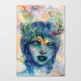 Nimitta Canvas Print