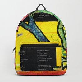 Leonard Cohen Backpack