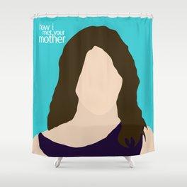Robin Scherbatsky HIMYM Shower Curtain