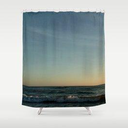 Oceanic landscape: Lacanau  4 Shower Curtain