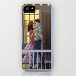 Fitzimmons - Dancing at Night iPhone Case