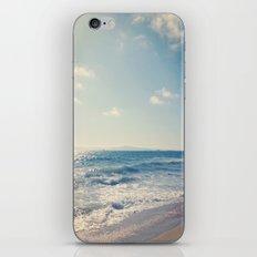 soft tide iPhone & iPod Skin