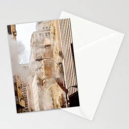 New York Mood Stationery Cards
