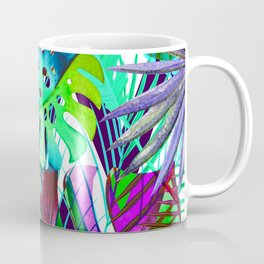 Queen floral b Coffee Mug