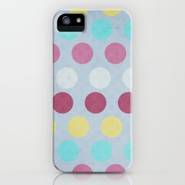 AWLO Dots  iPhone Case