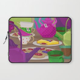 A Very Merry Unbirthday Laptop Sleeve