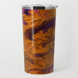 Coppery Hand Travel Mug