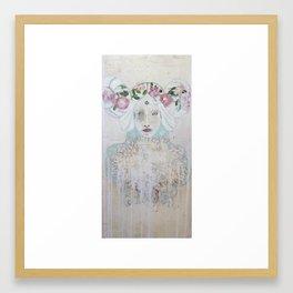 Tamara Framed Art Print