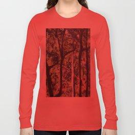 The Australian forest Long Sleeve T-shirt