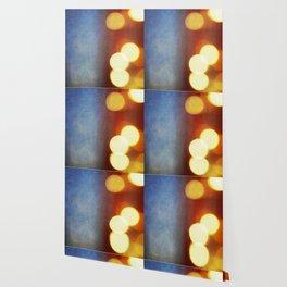 X-Mas Lights Wallpaper