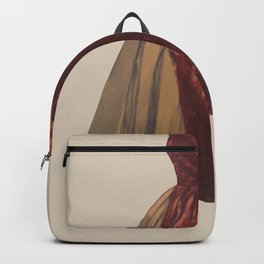 I'll Be There With Bells On #fashion #midcentury  Backpack