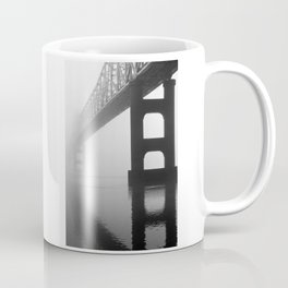 Savanna-Sabula Bridge Coffee Mug