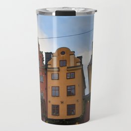 Stockholm Christmas Market Travel Mug