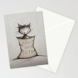 BAG OF CUTE Stationery Cards