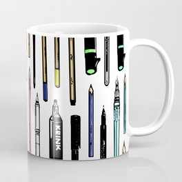 Pent Up Creativity (Color) Coffee Mug