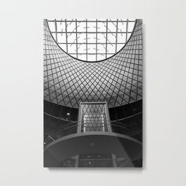 Fulton Center 01 Metal Print