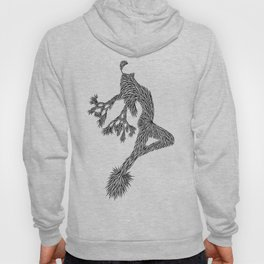 Quail Woman by CREYES of ArtFx Old Town Yucca Valley Hoody