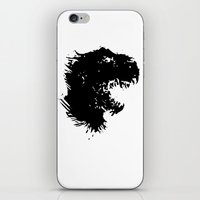 t rex iPhone & iPod Skins featuring t-rex by barmalisiRTB