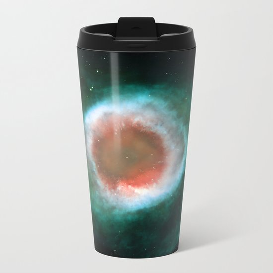 Eye Galaxy Metal Travel Mug