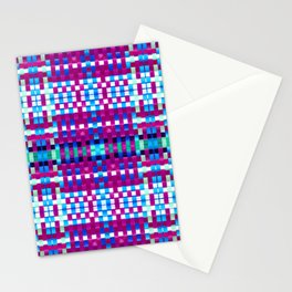 Calypso Tartan / Mora Stationery Cards