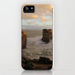 Ocean overlooking- Australia iPhone Case