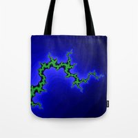 climbing Tote Bags featuring tree climbing by donphil