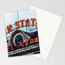 Union Station - Travel by Train Stationery Cards