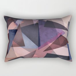 Fragments 2 Rectangular Pillow