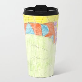 Buddhist Nature Travel Mug