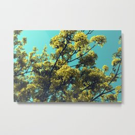 Surreal Spring Metal Print
