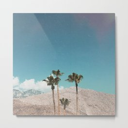 desert vibes Metal Print