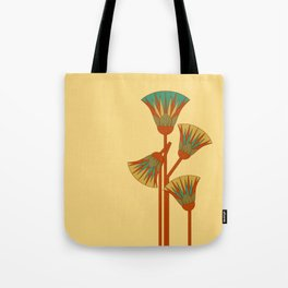 Ancient Egyptian lotus - Colorful Tote Bag